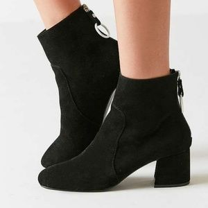 Urban Outfitters Suede Bootie